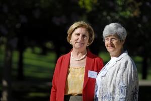 Co-Presidents: Stella Hadjimarkos and Betsy Hoffmann